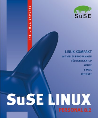 SuSE Linux 8.2 Personal Edition