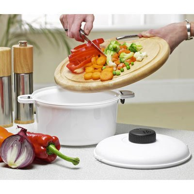 micromaster microwave pressure cooker instructions