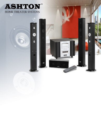 Enrich Your Life Style With Super Deal Brand New Ashton Movie Theater Quality Home Theater Sound Systems Plkki887home Theater