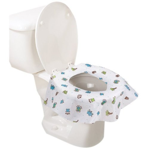 Summer Infant 10 Piece Keep Me Clean Disposable Potty Protectors (Discontinued by Manufacturer) - 1