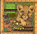 African Savanna (One Small Square) (0716765160) by Silver, Donald M.