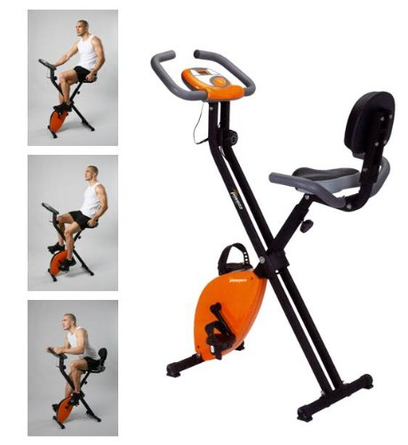 Magnetic Foldable Recumbent Bike
