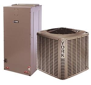 1.5 Ton 14.5 Seer York Heat Pump System - YHJF18S41S1 - AHE24B3XH21