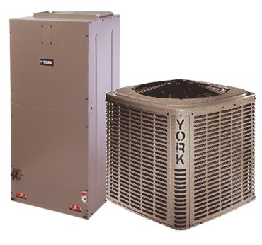 3 Ton 14.5 Seer York Heat Pump System – YHJF36S41S1 – AHE36C3XH21