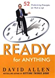 cover of Ready for Anything: 52 Productivity Principles for Work and Life