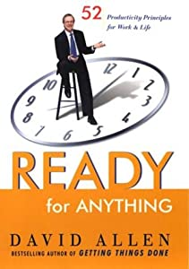 Cover of &quot;Ready for Anything: 52 Producti...