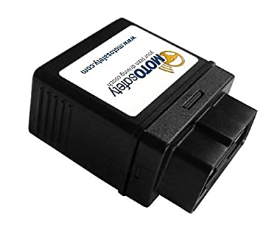 MotoSafety Teen Safety OBD GPS Vehicle Tracking System Device