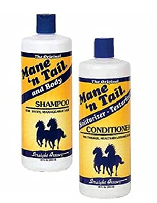 Mane 'n Tail 32oz Shampoo + 32oz Conditioner (Combo)