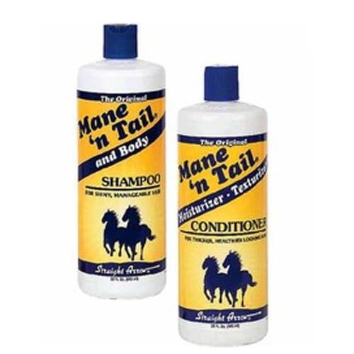Mane shampoo and conditioner