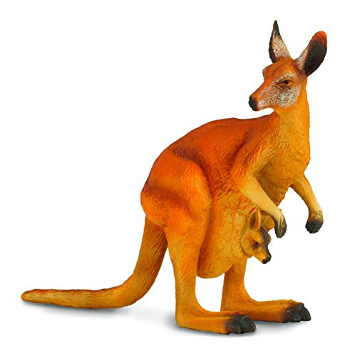 CollectA Red Kangaroo Figure