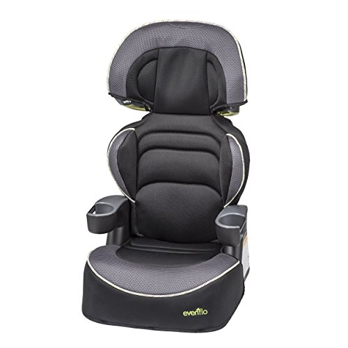 Evenflo Big Kid Advanced Booster Car Seat, Zeke - 1