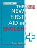 Angus MacIver Answers to the New First Aid in English by MacIver, Angus 2 edition (2004)