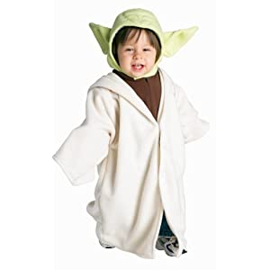 Star Wars Yoda Fleece Toddler Costume