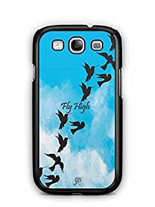 YuBingo Fly High Designer Mobile Case Back Cover for Samsung Galaxy S3