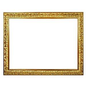 cadre baroque 961 oro or 60 x 90 cm vide cadre cuisine maison. Black Bedroom Furniture Sets. Home Design Ideas