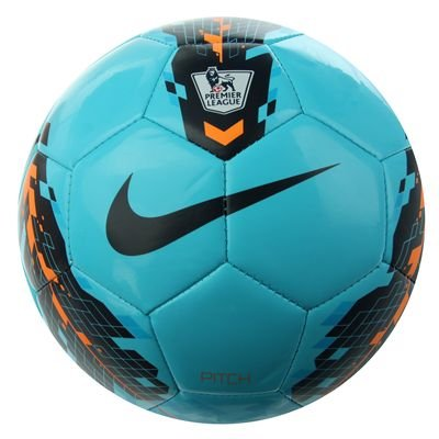 Nike Total 90 Pitch Premier League Football 2011 2 Blue/Orange Size 5