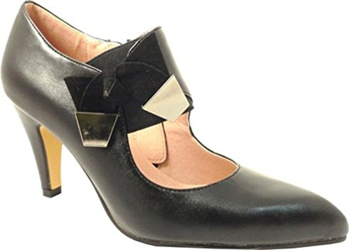 Bellini Women's Pembroke Black Casual Pumps 10 W