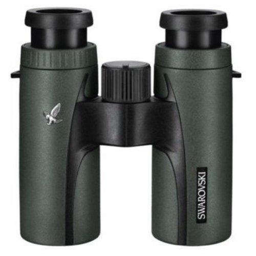 Swarovski Optik 58141 10X30 Cl Companion Water Proof Compact Roof Prism Binocular With 5.7 Degree Angle Of View, Green