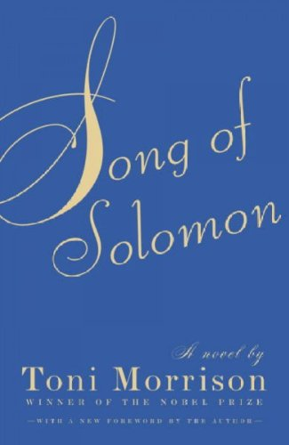 Song of Solomon Song of Solomon