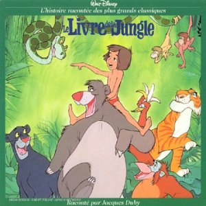 Walt Disney - Le Livre de la Jungle - Zortam Music