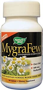 Nature's Way MygraFew 90 Tabs