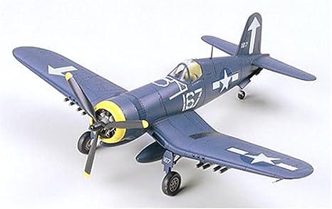 Tamiya - 60752 - Maquette - Corsair F4U-1D - Echelle 1:72