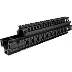Ultimate Arms Gear 11.5 2-Piece FN FAL .308 Rifle Picatinny Aluminum Forend Mount to... by Ultimate Arms Gear