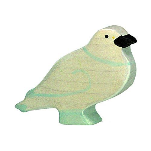 Holztiger Pigeon Wooden Figure - 1