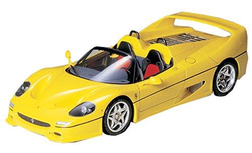 1/24 Ferrari F50 Yellow
