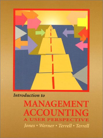 Introduction to Management Accounting & E Biz 2002 Pkg.