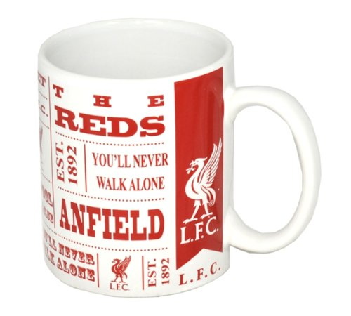 NEW OFFICIAL LIVERPOOL BILLBOARD MUG