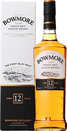 シングルモルト ウイスキー ボウモア 12年 700ml