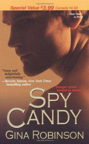 Image of Spy Candy (Zebra Debut)
