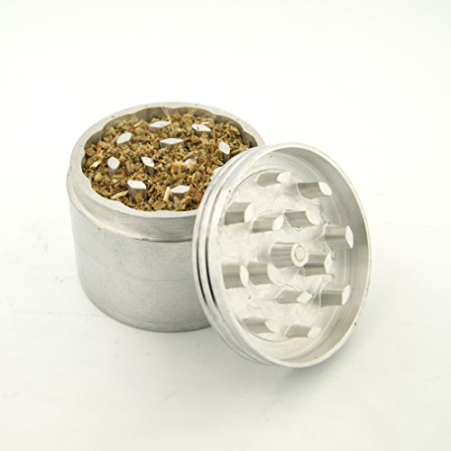 Spend-On-Weed-Design-42-mm-4Pcs-Small-Size-Herbal-Grinder-Item-G42MM-7915-2