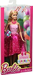 Barbie Happy Birthday Doll, Multi Color