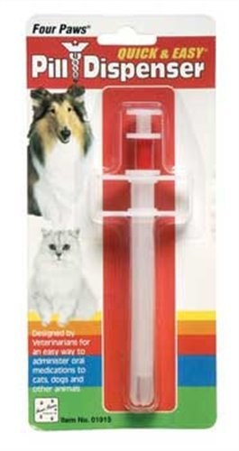 Four Paws Quick and Easy Pill Dispenser for PetsB00025640S