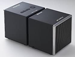 SANSUI | Bluetooth モバイル ペア スピーカー | MSP-CB5 | 2100mAhバッテリ搭載