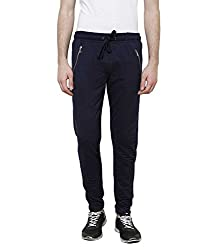 Crux&hunter Men's Trackpant (AMZ_ZJ_89_Navy_30)