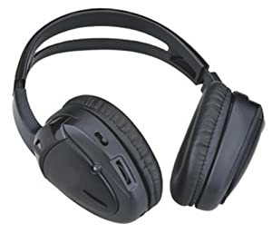 Planet Audio HP-30 Dual Channel Infrared Wireless Headphones for Planet Audio P7VHIR