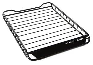 Highland 1041900 U-Venture Steel Rooftop Cargo Basket