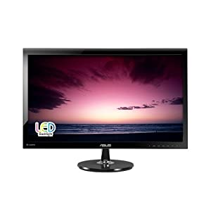 ASUS VS278Q-P Ultrafast 1ms 27-Inch LED-Lit Monitor from Asus