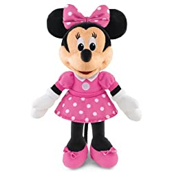 [Best price] Stuffed Animals & Plush - Disney's Sing & Giggle Minnie - toys-games