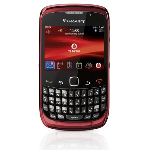 If you are Blackberry Curve 9300 Black / Red Phone Vodafone PAYG Users just