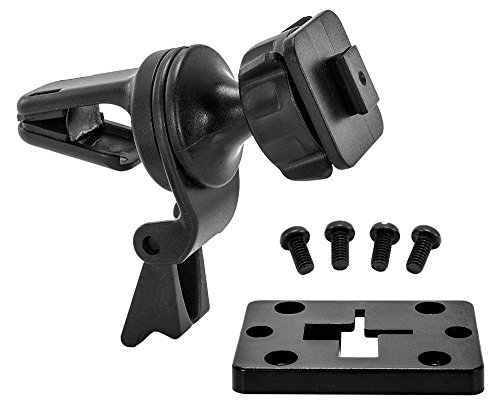 ARKON Removable Swivel Air Vent Car Mount for XM & Sirius Satellite Radios