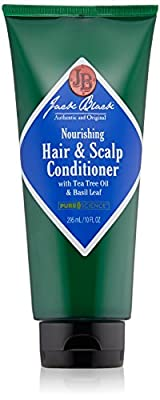 Jack Black Nourishing Hair and Scalp Conditioner, 10 oz.