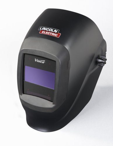 Lincoln Electric Vista 2000 Black Welding Helmet K2603-1