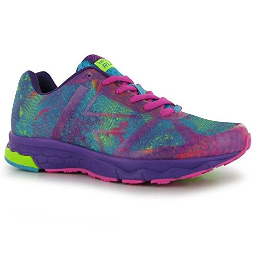 karrimor-kids-charge-2-girls-running-shoes-lace-up-trainers-sports-runners-teal-pink-purp-uk-2-34