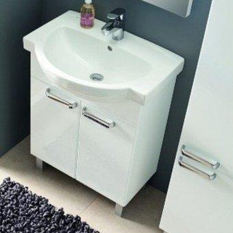 waschbecken g ste wc wb unterschrank waschtisch badm bel hochglanz badezimmer schrank inkl. Black Bedroom Furniture Sets. Home Design Ideas