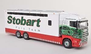 Amazon.com: Scania R420 HL, Eddie Stobart , Model Car