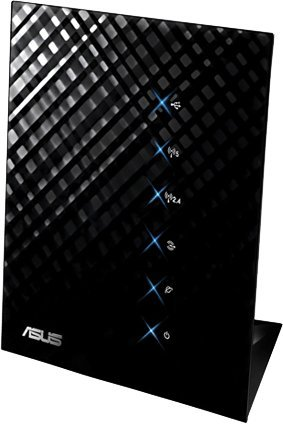 Asus Dual Band Wireless-N Gigabit Router, Up To 300Mbps, 1 X Wan, 4 X